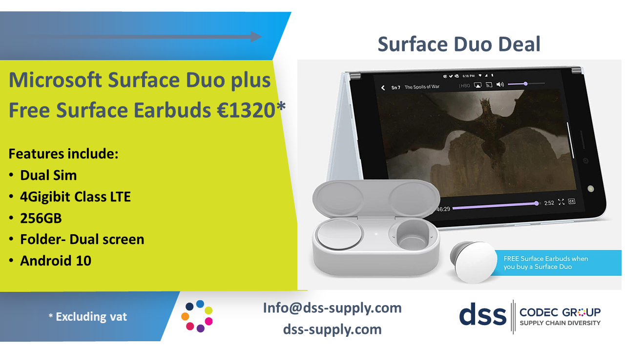 Surface Duo Deal